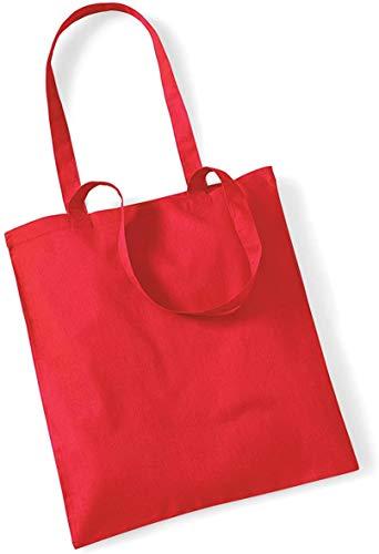Westford Mill Tasche fürs Leben, - clair rouge - Größe: One Size