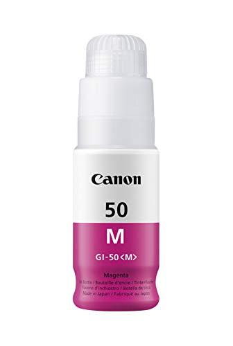 Canon Tintenpatrone GI-50 M -magenta 70 ml - Original für Tintenstrahldrucker