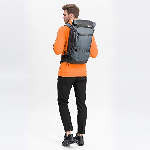 AEVOR Unisex– Erwachsene Travel Pack Rucksack, Blau, 32x20x55cm