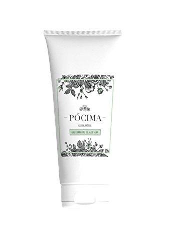 Pócima - Gel de Aloe Vera Certificado Orgánico 75 ml