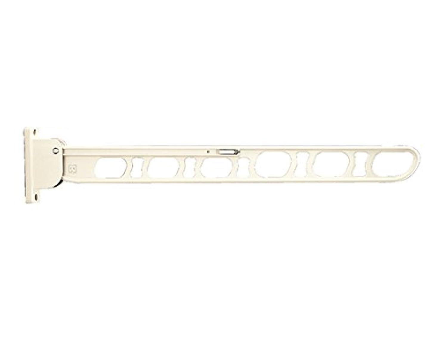 ソート里親ポインタ新協和 バルコニー物干金物 縦収納型 SK-66TMS-WC ホワイトクリーム