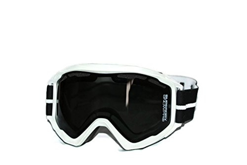 Superdry Skibrille Glacier Snow Optic/Black, weiß
