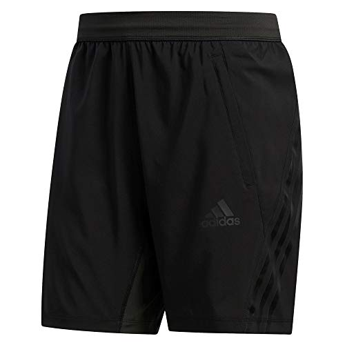 Adidas Aeroready 3-stripes shorts voor heren