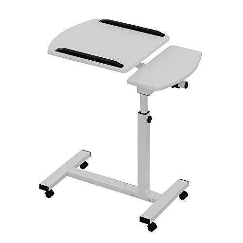 Escritorios Compacto Mesita de Noche Computadora de Escritorio Mesa portátil de elevación portátil Computadora portátil Mesa de Estudio