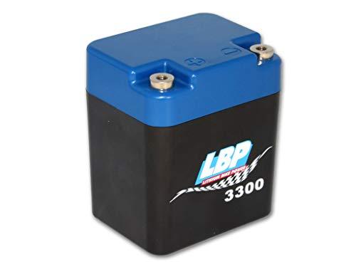 Original BMZ Lithium Bike Power Li-Ionen Batterie 13,2 V LBP 3300 mAh