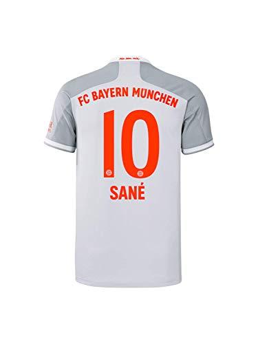 FC Bayern München Kinder Away-Trikot Auswärts Saison 2020/21, Gr. 164, Leroy Sané
