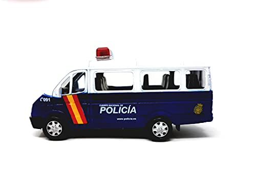 PLAYJOCS Furgón Policía Nacional GT-3542