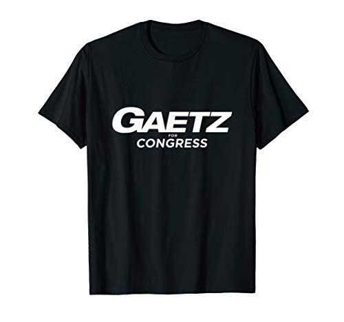 Gaetz for Congress - Trump Support T-Shirt