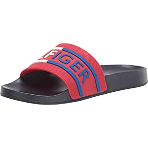 Tommy Hilfiger Women's, Denim Slide Sandal