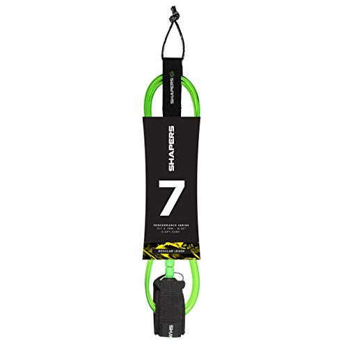 Shapers Leash Regular 7'