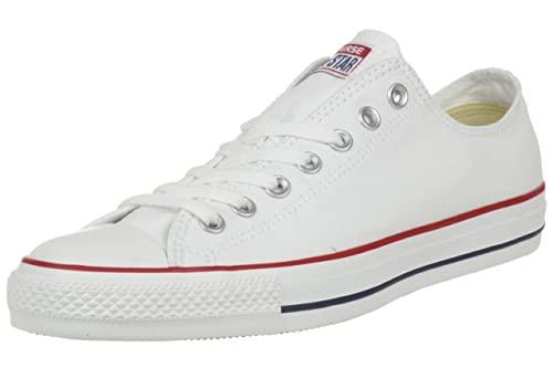Converse Chuck Taylor All Star Sneakers Unisex Adulto Bianco Optical White 39 5 Eu