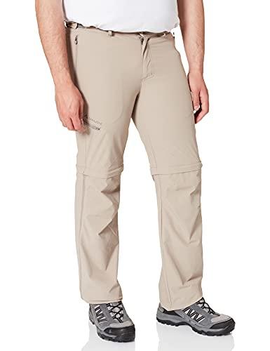 VAUDE Herren Hose Men's Farley Stretch T-Zip Pants II, boulder, 52, 04575