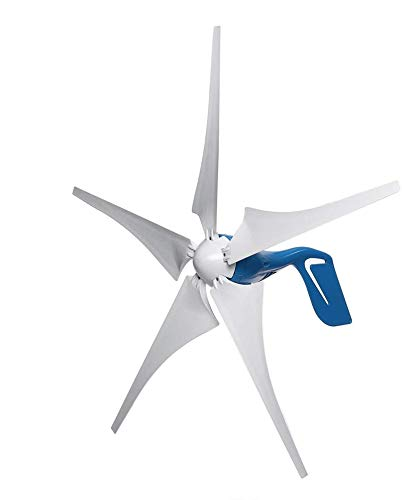 Turbina de Viento, 5000W del Viento generador de turbinas, Cuchillas 5 generador...