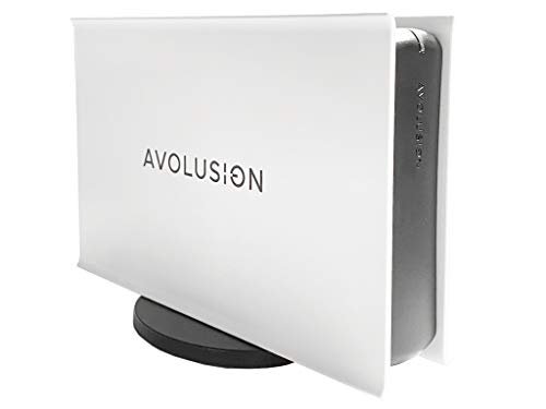 Avolusion PRO-5X Series 3TB USB 3.0 External Gaming Hard Drive for Xbox One Original, S & X (White)