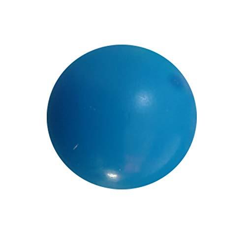 Bola de destino pegajosa Bola de pared adhesiva Pared de succión Descompresión para adultos Juguete de descompresión Bola adhesiva 2 piezas