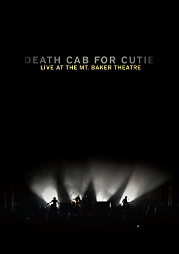 Death Cab For Cutie - Live at the Mt. Baker Theatre [Alemania] [DVD]