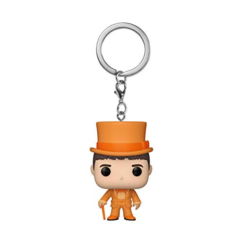 Funko- Pop Keychain:Dumb & Dumber-Lloyd In Tux Figura Coleccionable, Multicolor (51952)