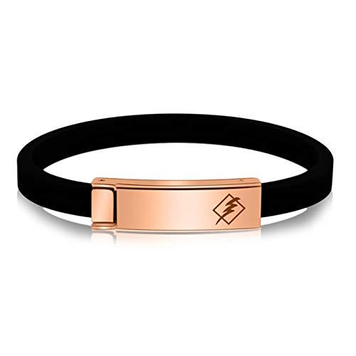 Tiamu Justierbares Antistatisches Handgelenk Band Drahtloses Elektronisches Antistatisches Armband Umweltschutz Silikon