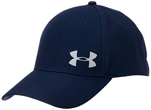 Under Armour Men's Golf Headline Cap 3.0 Visera Clásica, Gorra para Hombre, Azul (Navy 408), L/XL