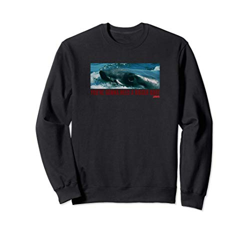Jaws Boring Jaws You're Gonna Need A Bigger Boat Sweatshirt