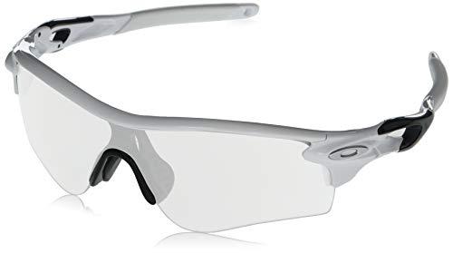 Oakley Gafas de sol para hombre Oo9206 Radarlock Path Asian Fit Wrap