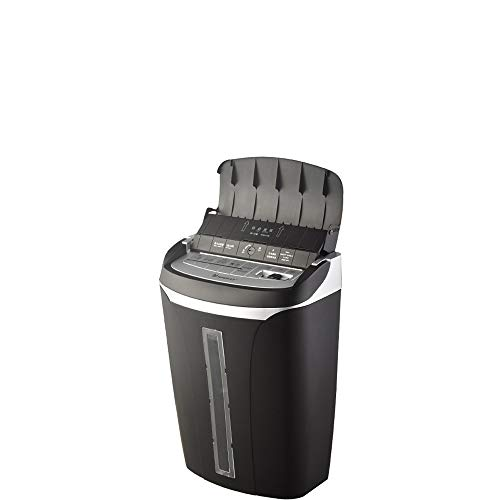 Review Shredder Heavy-Duty Micro-Cut Paper Shredder,P-4 High-Security with Destroying CD/Credit Card...