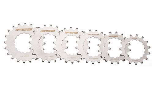 FSA 17t Ketting voor Bosch eBike motor - vlak zilver...