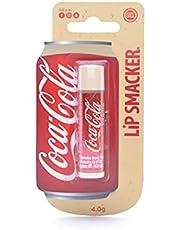 Lip Smacker - Coca-Cola Collection - Burrocacao per Bambini al Gusto Coca-Cola alla Vaniglia - Gusto Coca-Cola alla Vaniglia - Dolce Regalo per i Tuoi Amici - Pezzo Singolo