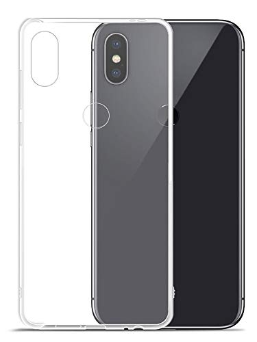 Todotumovil Funda de Gel TPU Carcasa Silicona para movil Xiaomi Redmi S2 Transparente