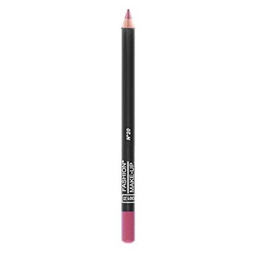 FASHION MAKE UP - Maquillage Lèvres - Crayon Bois - N° 20 Pétale