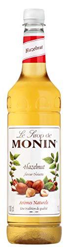 Monin Hazelnut Syrup 1 Litre – PET
