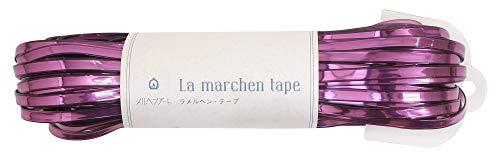 メルヘンアート ラ メルヘン・テープ 5mm 150g 約30m Col.164 ルビー 1玉
