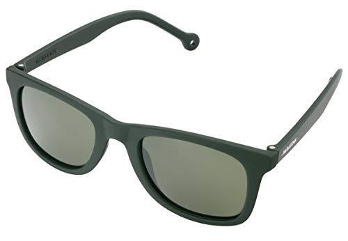 Parafina - Gafas de Sol Polarizadas Eco-friendly - Gafas de Sol deportiva Anti-reflejantes Verdes - Lentes Verdes - Modelo Ramal