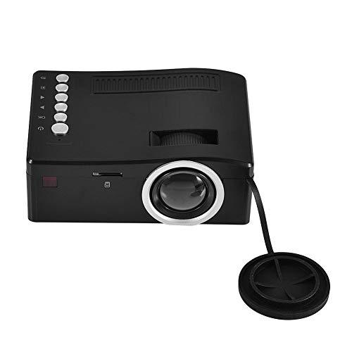 Zerone Home Theater Mini Projector HD 1080P, Portable LED Video Projector HD HDMI Media Player Home...