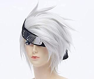 Anime NARUTO Hatake Kakashi wigs for cosplay[COS0014]