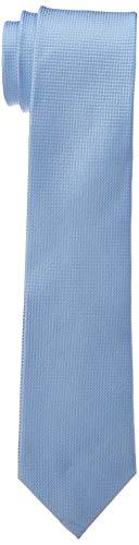 bugatti Herren 6002-90000 Krawatte, Blau (Blau 320), One Size