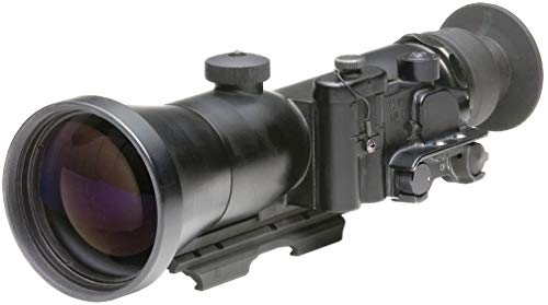 PRG Defense 15WOP423354011 Model Wolverine Pro 4 3NW Gen 3+'White Phosphor Night Vision Rifle Scope,...