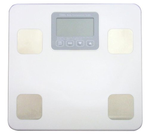 Learn More About OHM Weight body composition meter YB-005WT (White) by N/A