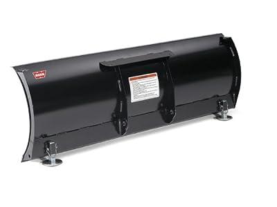 """WARN 78950 ProVantage Steel Plow Blade with Wear Bar, 50"""" Length"""