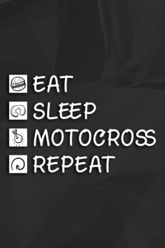 Autism Planner - Eat Sleep BMX Repeat Funny Funny Bicycle Gift Motocross Funny: Motocross, Week Logbook and Notebook for Parents to document and ... their children on the Autism Spectrum,Noteb