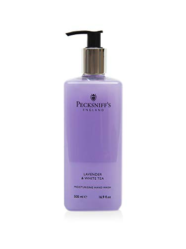 Pecksniff's Hand Wash 16.9 oz (Lavender & White Tea)