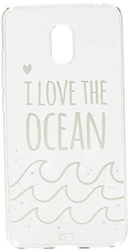 """Cover per Meizu M6 5.2"""" ultra sottile Summer I Love Ocean"""