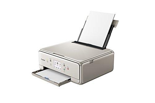 Impresora Multifuncional Canon PIXMA TS6052 Gris Wifi de inyección ...