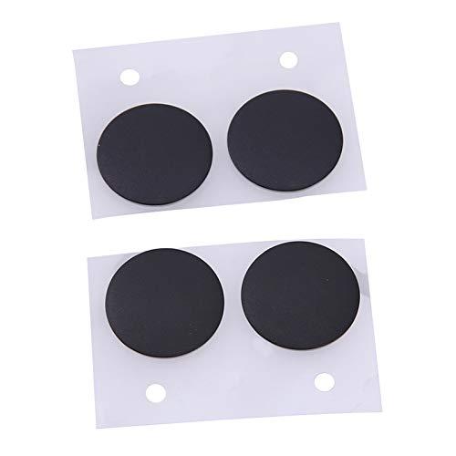 SODIAL 4 Piezas OEM Caja Inferior Pies de Goma Almohadilla de Pie de Reemplazo Almohadilla de Pad para Macbook Pro Retina A1398 A1425 A1502