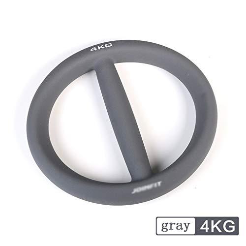 ZXQZ Fitness-Hantel Kurzhanteln, Armtraining Ring Hanteln, Krafttraining Fitness Home Kettlebells, für Kniebeugen, Locken, Aerobic Kleine Hantel (Color : Style1)