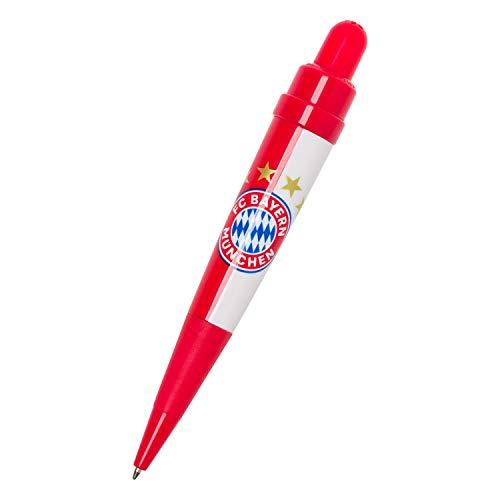 Bayern München Soundkugelschreiber, Kugelschreiber, Kuli Stern des Südens FCB - Plus Lesezeichen I Love München