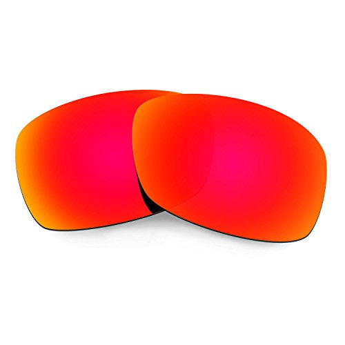 HKUCO Plus Mens Replacement Lenses For Oakley Hijinx Sunglasses Red Polarized