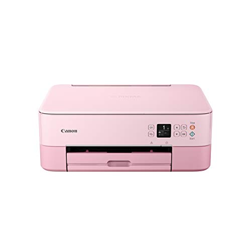 Canon PIXMA TS5320 Wireless All-In-One Inkjet Printer, Pink