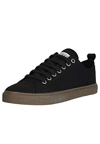 Ethletic Unisex Sneaker Lo Fair Goto Jet Black 45 Fair | Vegan | Nachhaltig