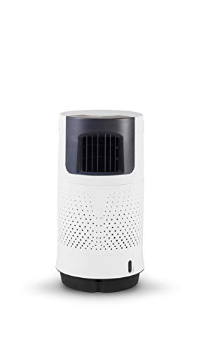 Briza Cool - Air Cooler,Cooling Evaporative Air Cooler, Portable Air Cooler, Bedroom Air Cooler, Personal Cooler, Lowers Ambient Room Temperature - Cooling fan room cooler - standing, electric(White)